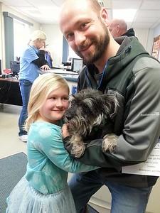 Photos courtesy Clare County Animal Shelter