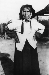 Mary Craig Bledsoe, a Cherokee - my great-great-great grandmother; Beulah Milhoan's great grandmother; Minnie Zoe Craig's grandmother.