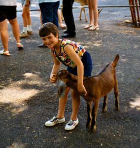 Ann, age 8