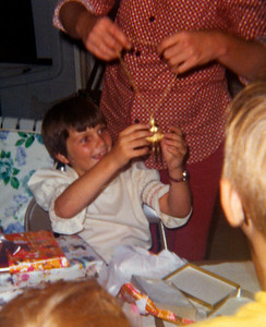 Ann, 8th birthday party