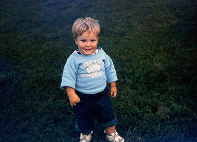 Rick, Sept. 1963.