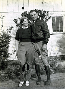 Louise and Peter Schneider