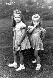 My Aunts: Marianne and Carole Schneider