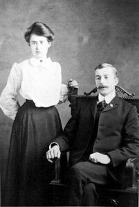 Sophia and John Lauck