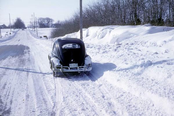1961 62 Winter