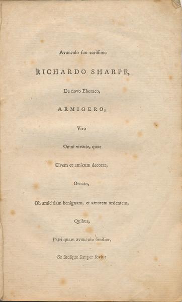 1783 Benjamin Doctoral Essay