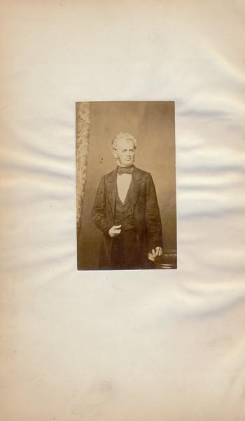 1863 Richard S Kissam eulogy