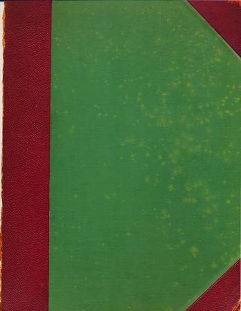 1932 Ancestry of Margaret Woolley Kissam Book