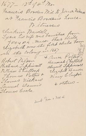 1932 Borden MWK Compilation