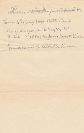1932 Butler MWK Compilation