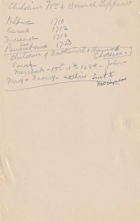 1932 Lippincott MWK Compilation