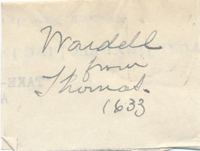 1932 Wardell MWK Compilation