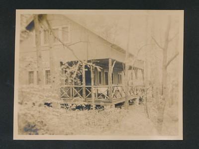 1910 WHS Black Cedar Lake Album