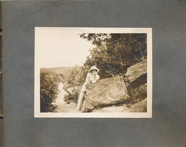 1912 WHS Gray Album