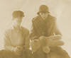 1965 Von & Scott with stabbed teddy bear tan