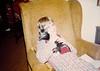 1974 Lynn Schofield, christmas kitten Frisky-Edit