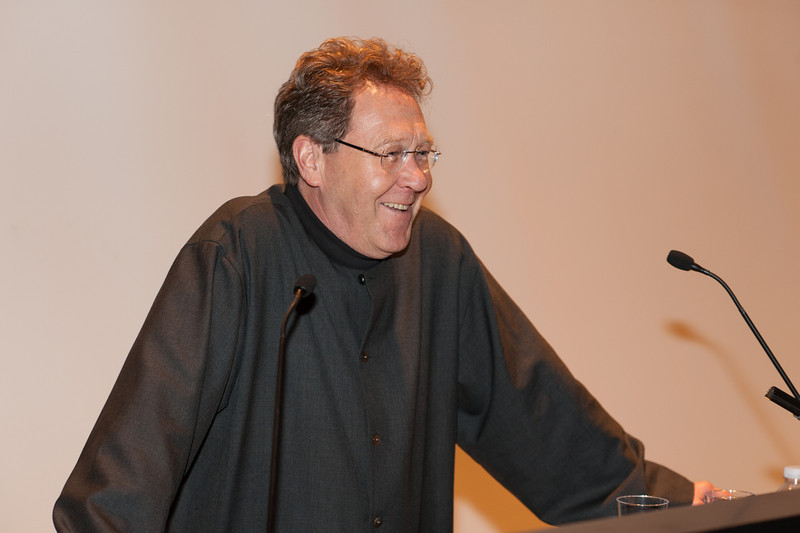 Provost of Pratt Institute, Peter Barna.