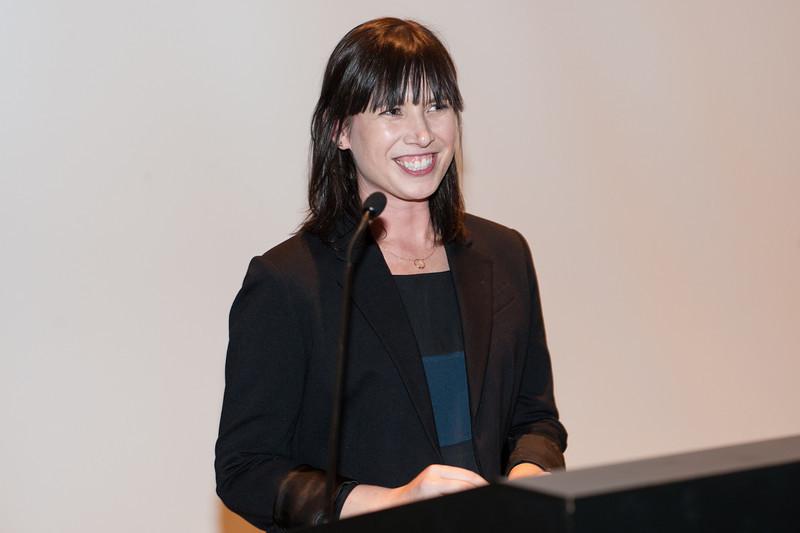 Coordinator of the Youth Programs at Pratt Institute, Tara Kopp.