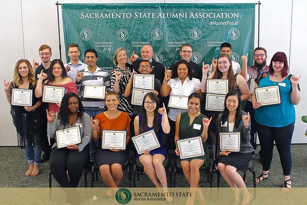 Scholarship Reception