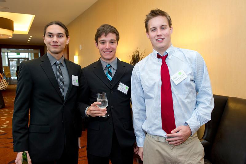 George Mason Uiniversity 2013 Scholarship Dinner