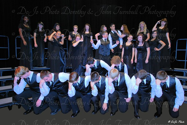 Stebbins High School Choir 2012-13