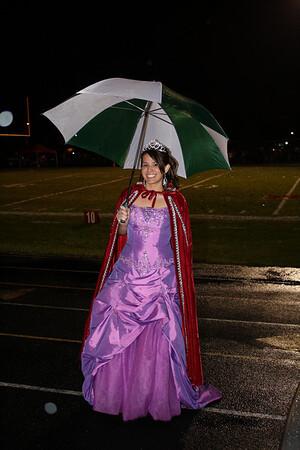 Melvindale High School Homecoming 2009-10-09