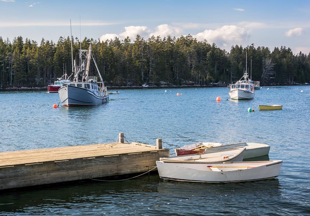 Inner Winter Harbor 2-28-17