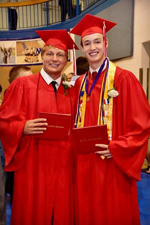 St. Henry's  Graduation 2018