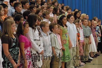 Prestonwood 4th Grade Ceremony