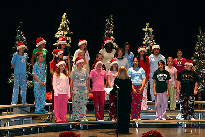 Canton Junior High Choirs