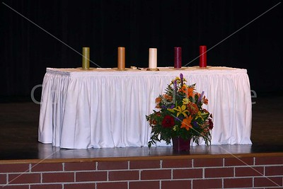 National Honor Society, Induction Ceremony 2007