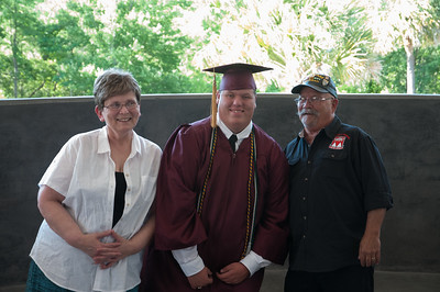 Rusty's Graduation 05-27-17