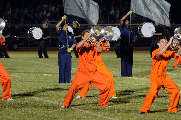 Summit High School Band vs. Page (Band12)
