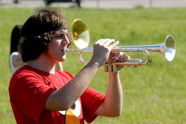 Spring Hill High School Band - 2008