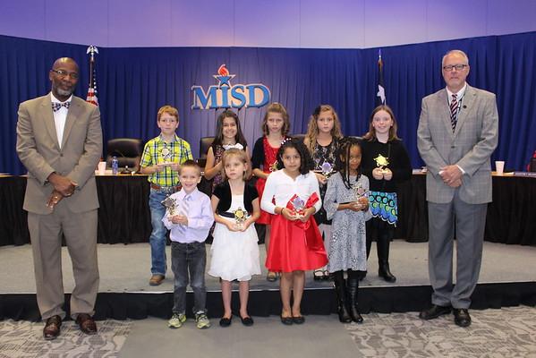 2014 December Regular MISD School Board Meeting