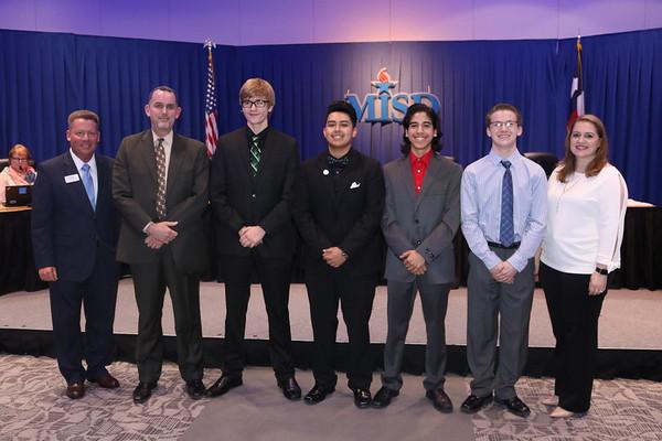 February 28, 2017 Regular MISD School Board Meeting