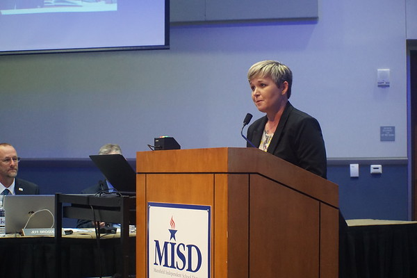 June 26, 2018 Regular MISD School Board Meeting