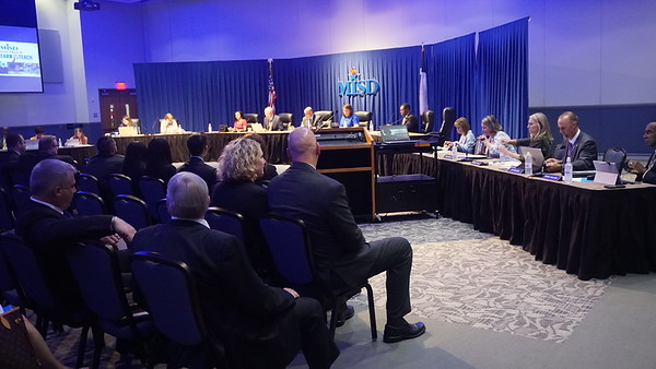 June 28, 2016 Regular MISD School Board Meeting