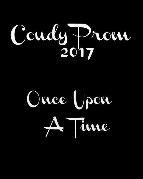 2017 Coudy Prom