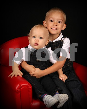 #2JASON BOSWORTH KIDS