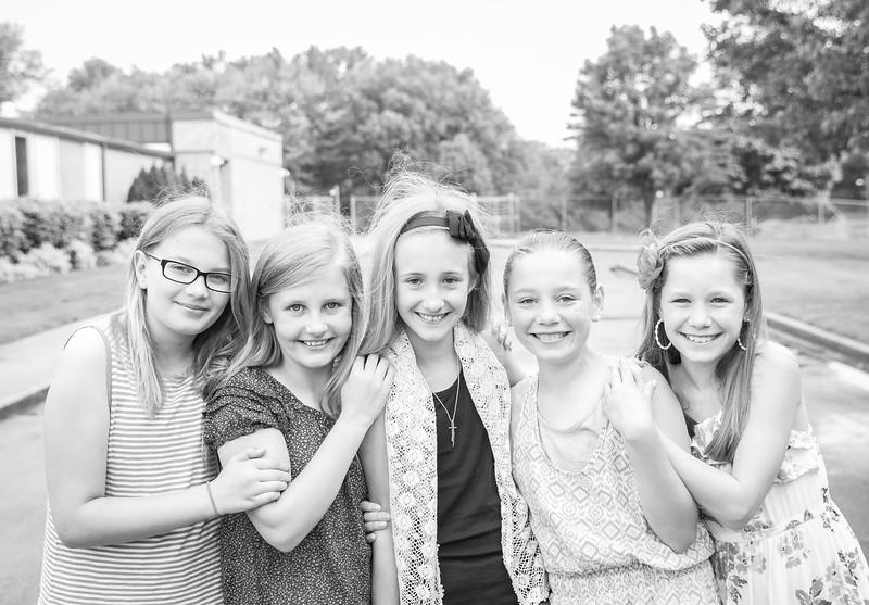 Sasha 5th Grade Friends