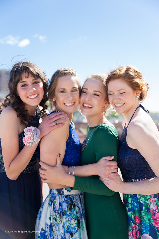 LNHS Prom Portraits (Emmett & Friends)
