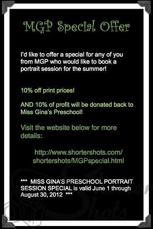 MGP offer