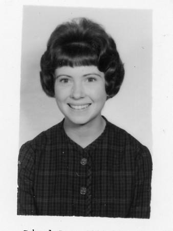 Sherry Hodnet, Class of '64