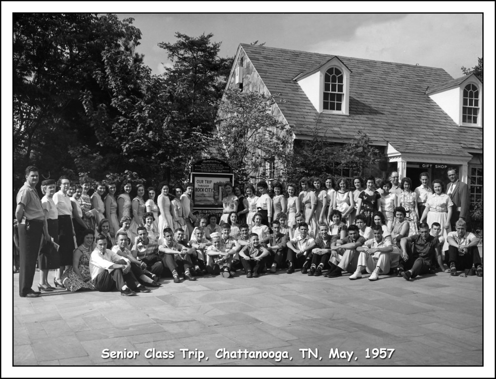 Class of 57 SR Trip to Chattanooga