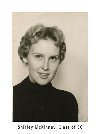 McKinney, Shirley