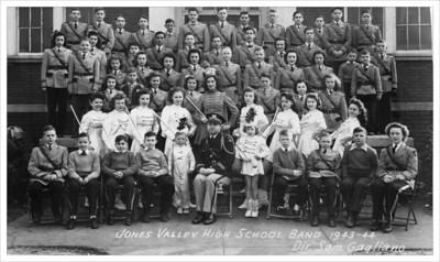 JVHS BAND 1943