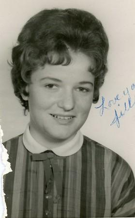 Jill Carter, Class of '64