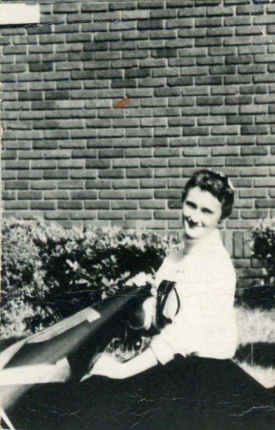 Judy Wilson, Class of '63