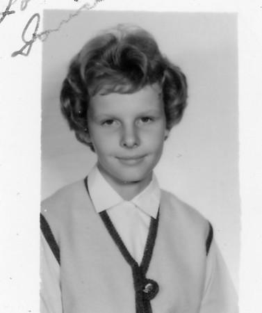 Janice Ham, Class of '64